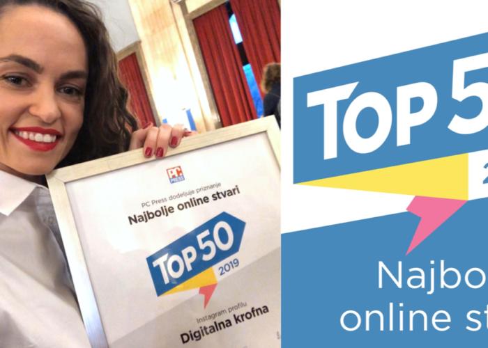 "Nagrada koja je podstakla ""razotrkivanje""- PC Press ""50 Najboljih online stvari"""